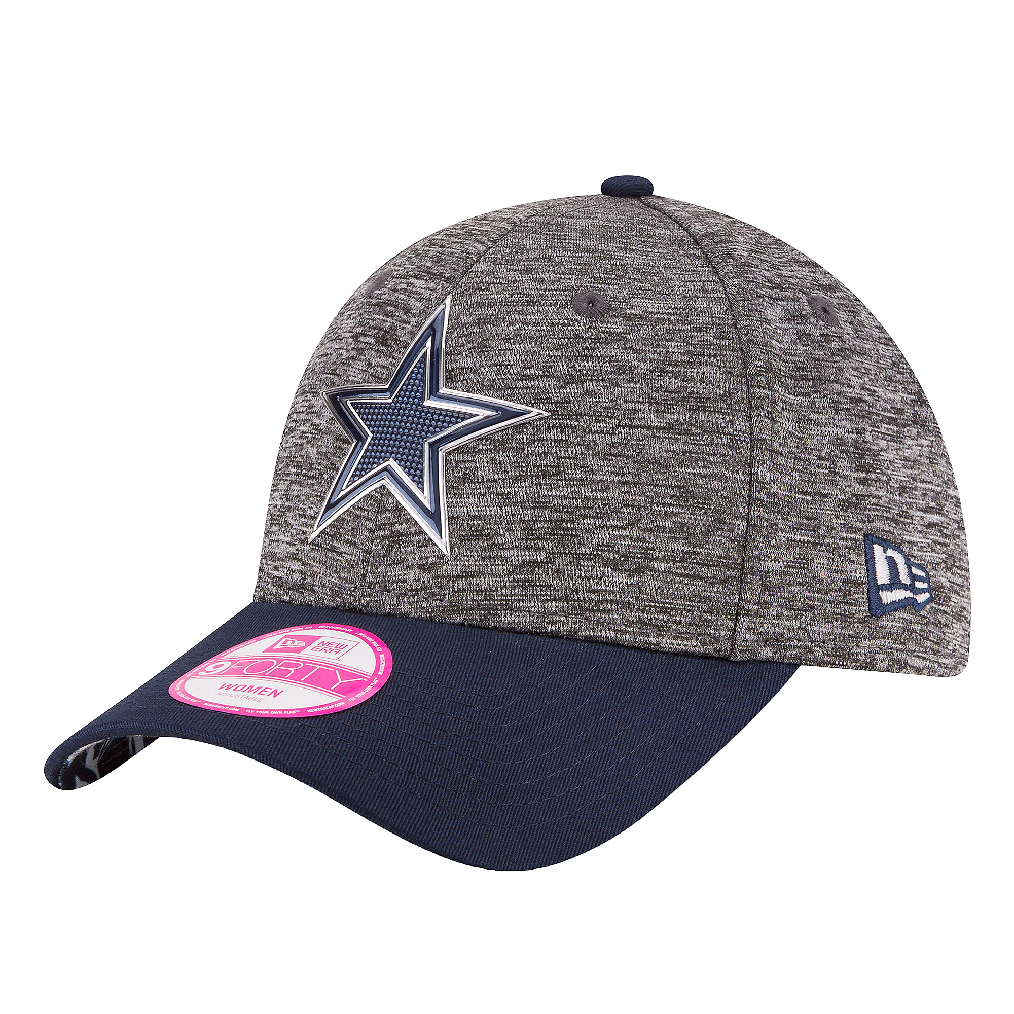Dallas Cowboys New Era 2016 Youth Draft 9Forty Cap
