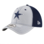 Dallas Cowboys New Era Jr Team Front Neo 39Thirty Cap