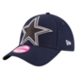 Dallas Cowboys New Era Jr Glitter Glam 2  Cap