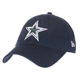 Dallas Cowboys New Era Jr Team Glisten 9Twenty Cap