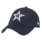Dallas Cowboys New Era Jr Team Glisten 9Twenty Cap