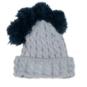 Dallas Cowboys New Era Pom Quad Knit Hat