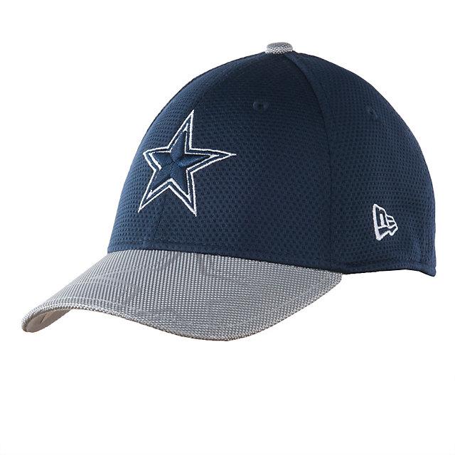 Dallas Cowboys New Era Jr. On-Field Sideline 39Thirty Cap