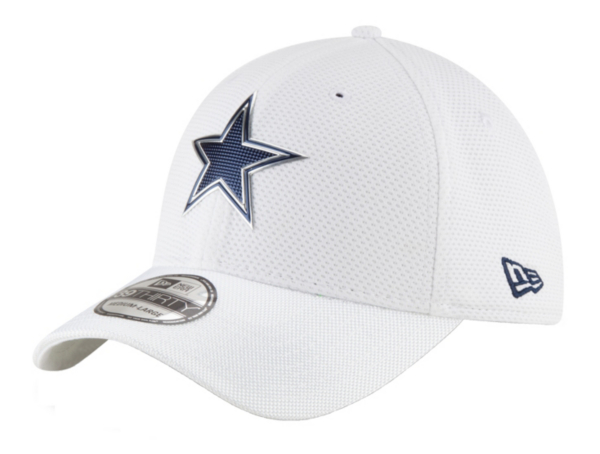 Dallas Cowboys New Era Youth On-Field Color Rush 39Thirty Cap