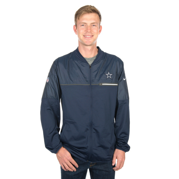 Dallas Cowboys Nike Elite Hybrid Jacket