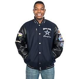 Dallas Cowboys Lineage Jacket