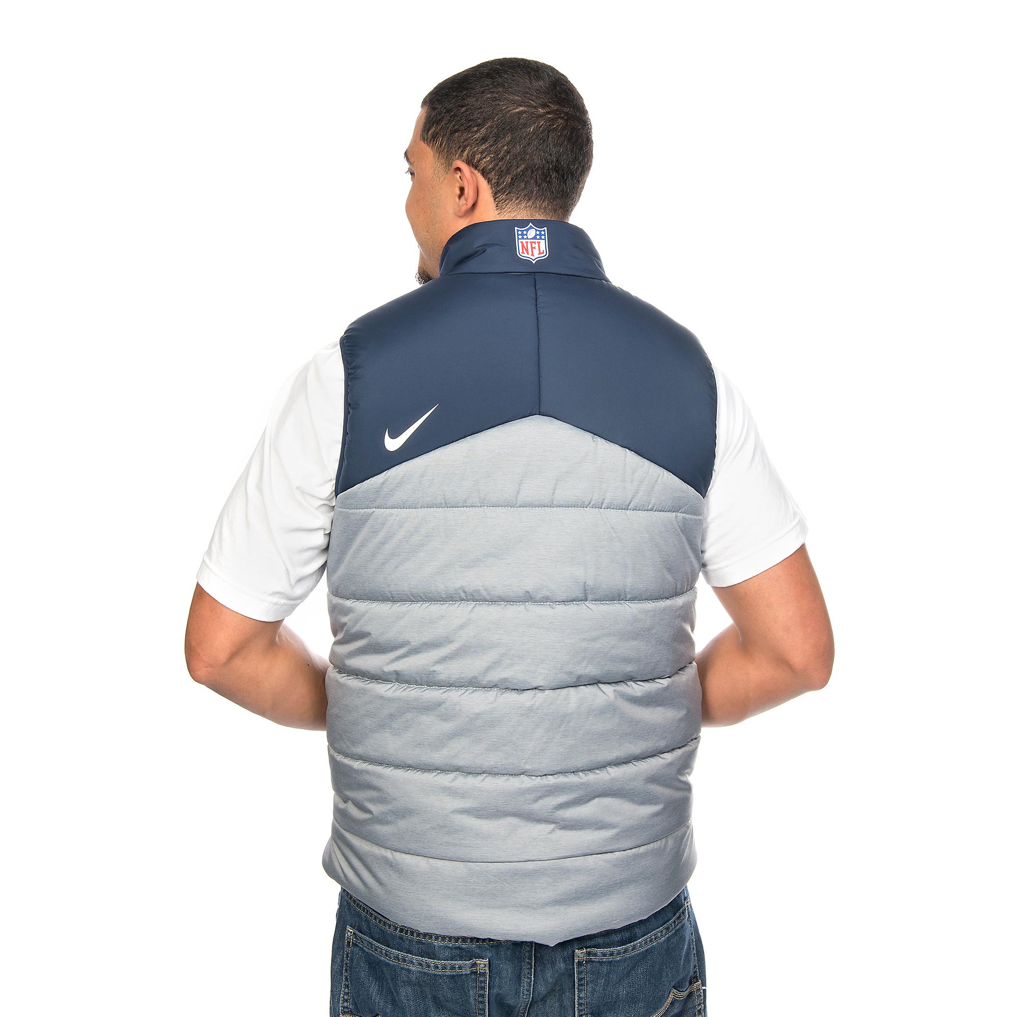 buy popular 7ecdd 6f191 Dallas Cowboys Nike Player Vest | Fans United