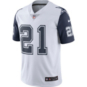 Dallas Cowboys Ezekiel Elliott #21 Nike Limited Color Rush Jersey