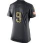 Dallas Cowboys Womens Tony Romo #9 Nike Limited Salute To Service Jersey