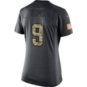 Dallas Cowboys Womens Tony Romo #9 Nike Limited Salute To Service Jersey