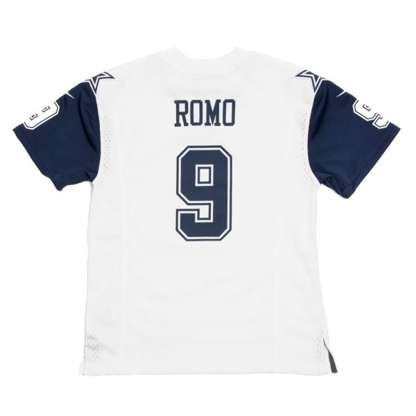 Dallas Cowboys Youth Tony Romo #9 Nike XC1 Color Rush Jersey