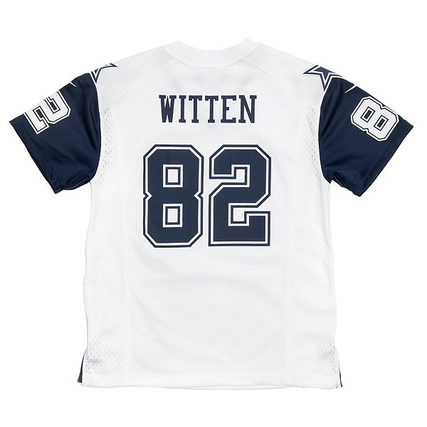 Dallas Cowboys Youth Jason Witten #82 Nike Game Replica Color Rush Jersey