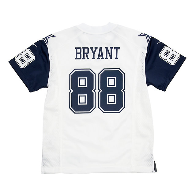 Dallas Cowboys Youth Dez Bryant #88 Nike XC1 Color Rush Jersey