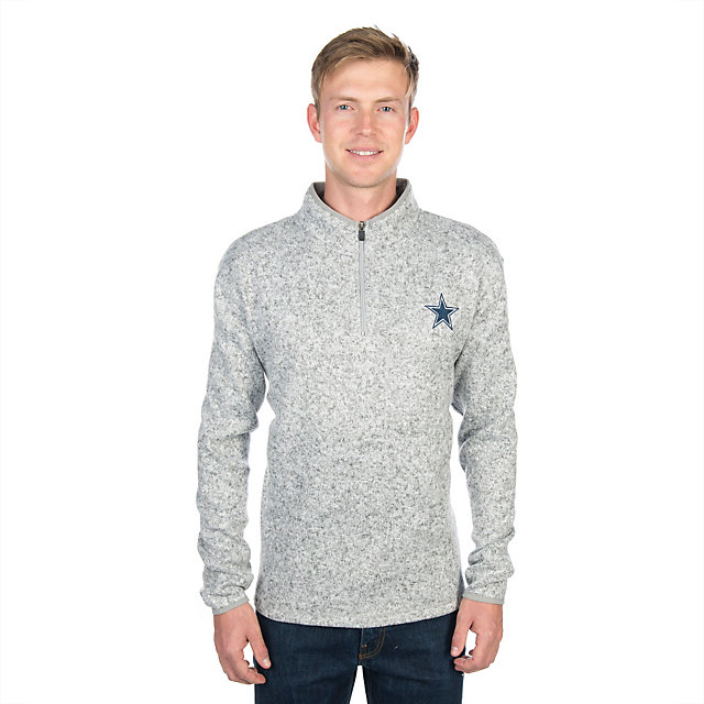 Dallas Cowboys Cooley Sweater Fleece Jacket