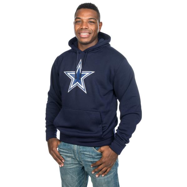 Dallas Cowboys Mens Logo Premier Performance Hoodie