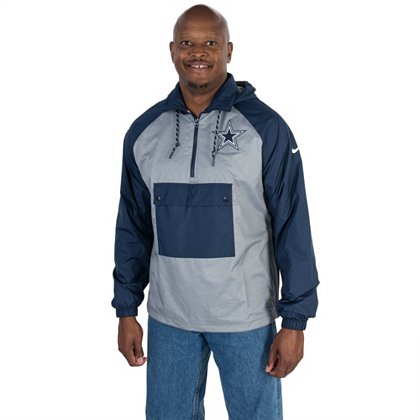 Dallas Cowboys Nike Anorak Pullover Jacket | Outerwear | Other ...