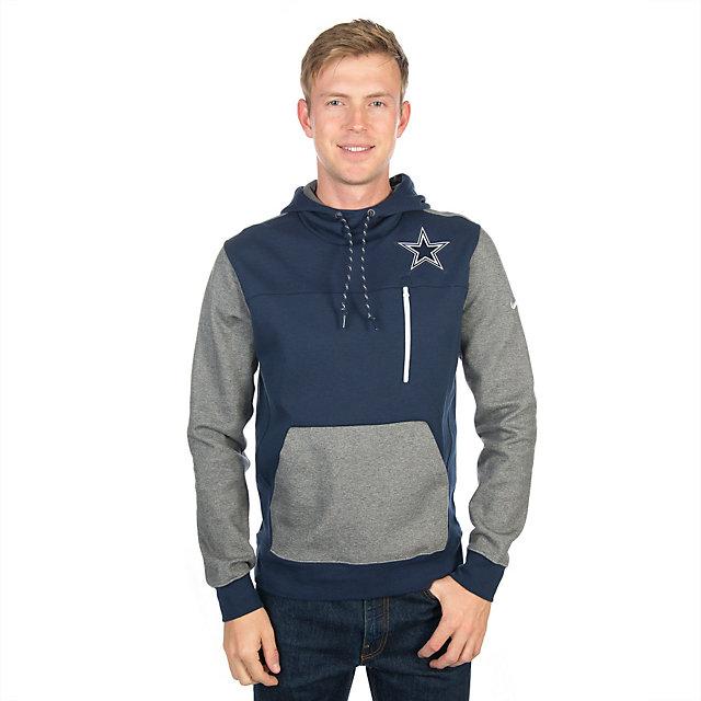 Dallas Cowboys Nike AV15 Fleece Pullover