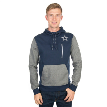 Dallas Cowboys Nike AV15 Fleece Pullover | Outerwear | Other ...