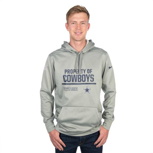 Dallas Cowboys Nike Circuit Performance Hoody