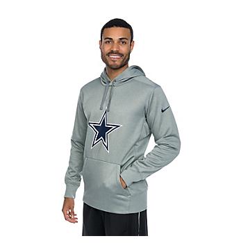 Dallas Cowboys Nike Performance Circuit Logo Hoodie