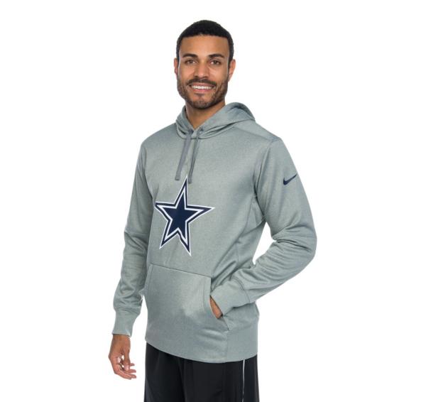 Dallas Cowboys Nike Performance Circuit Logo Hoody