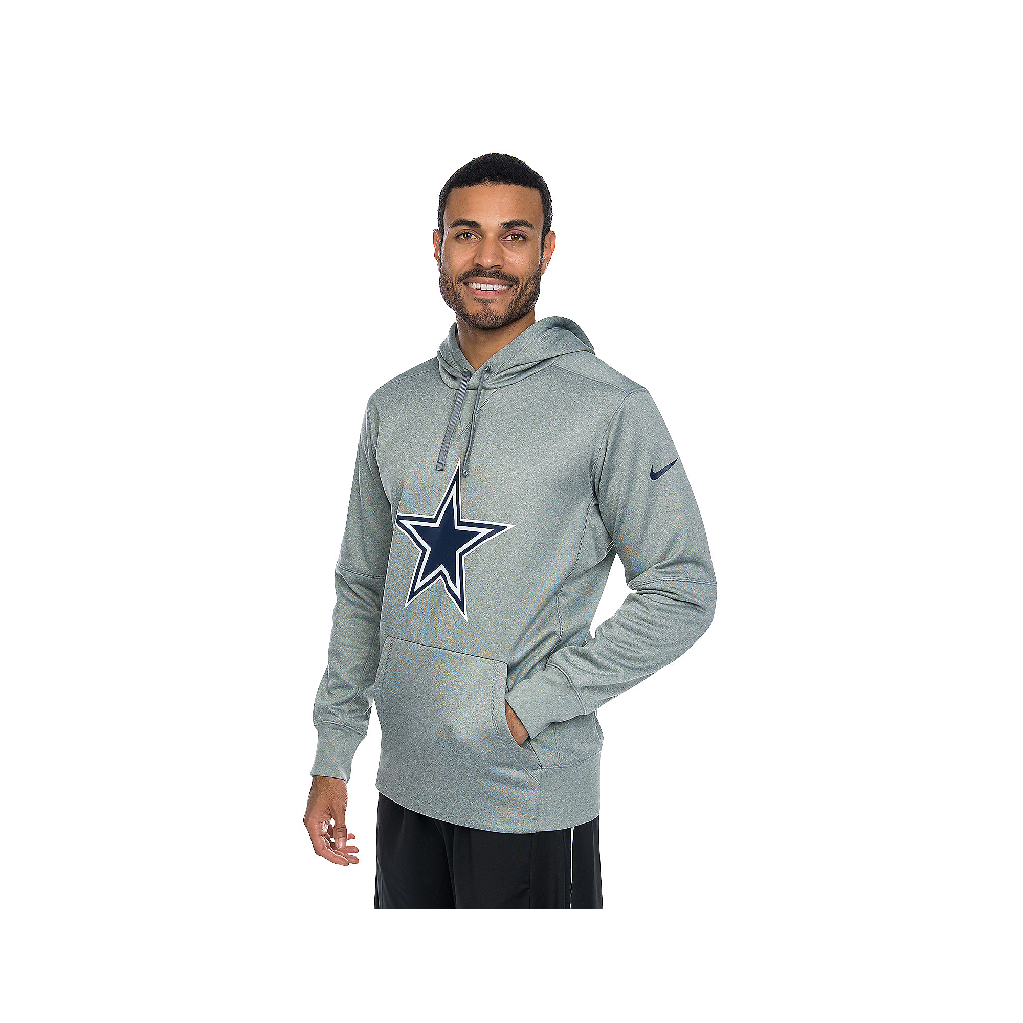 Dallas Cowboys Nike Performance Circuit Logo Hoodie
