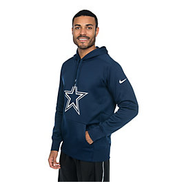 Dallas Cowboys Nike Performance Circuit Logo Hoody