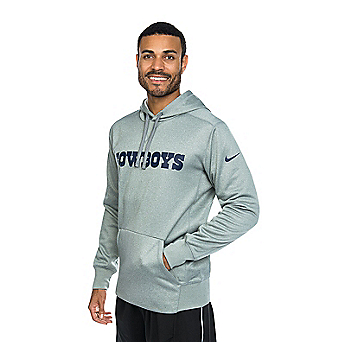 Dallas Cowboys Nike Performance Circuit Wordmark Hoody