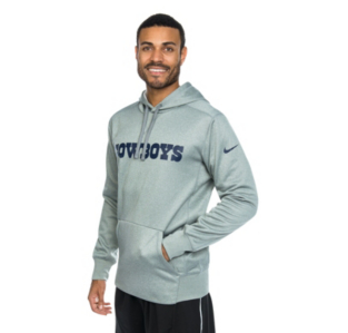 Dallas Cowboys Nike Performance Circuit Wordmark Hoody
