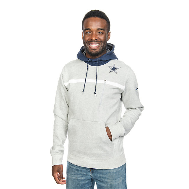 Dallas Cowboys Nike AV15 Fleece Pullover