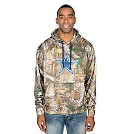 Dallas Cowboys Realtree Logo Premier Pullover Hoody