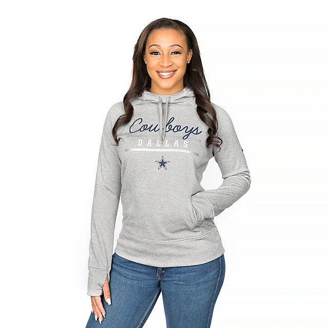 Dallas Cowboys Nike Womens Cold Weather Hoody