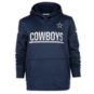 Dallas Cowboys Nike Youth Circuit Practice Hoody