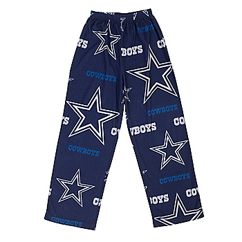 Dallas Cowboys Youth Wesley Pajama Pant