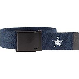 Dallas Cowboys Nike Heather Web Belt