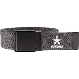 Dallas Cowboys Nike Heather Web Belt