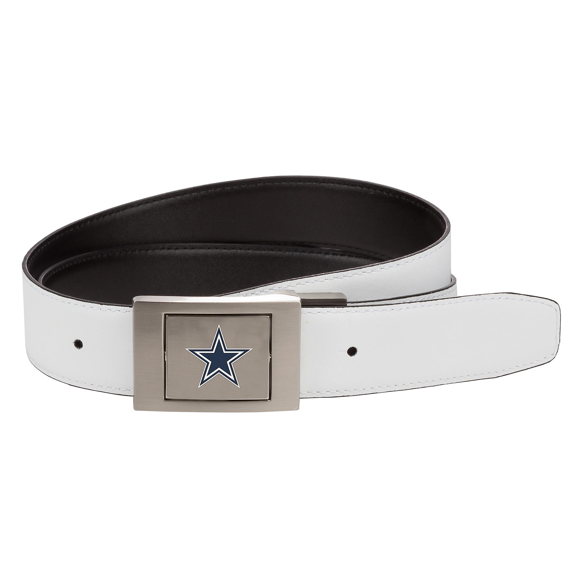 Dallas Cowboys Nike Swivel Plaque Reversible Belt