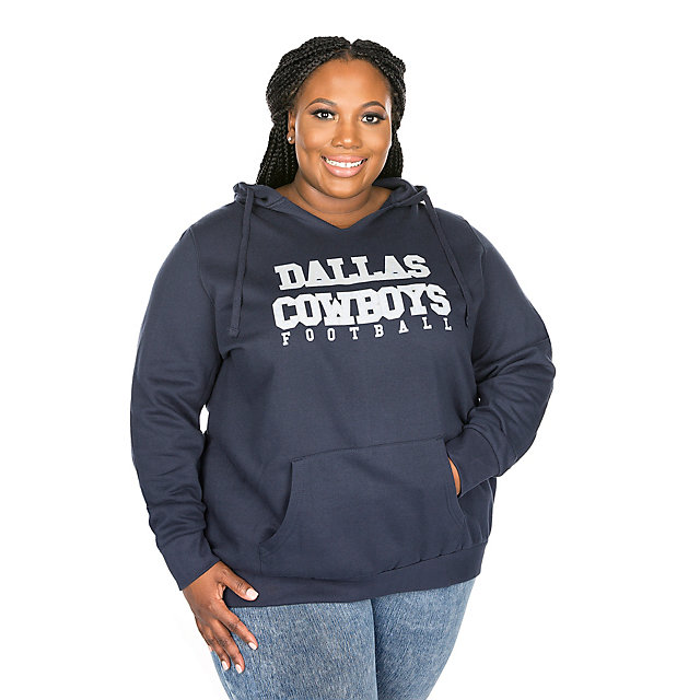 Dallas Cowboys Screen Print Pullover Hoody