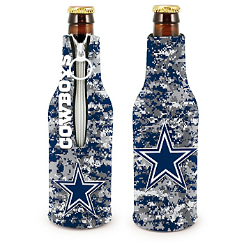 Dallas Cowboys Digi Camo Bottle Koozie
