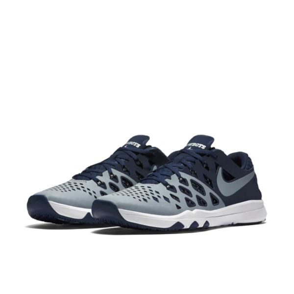 Dallas Cowboys Nike Train Speed 4 AMP Shoe