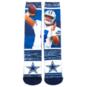 Dallas Cowboys Youth Dak Prescott Sublimated Rush Socks