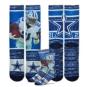 Dallas Cowboys Ezekiel Elliott Sublimated Rush Socks