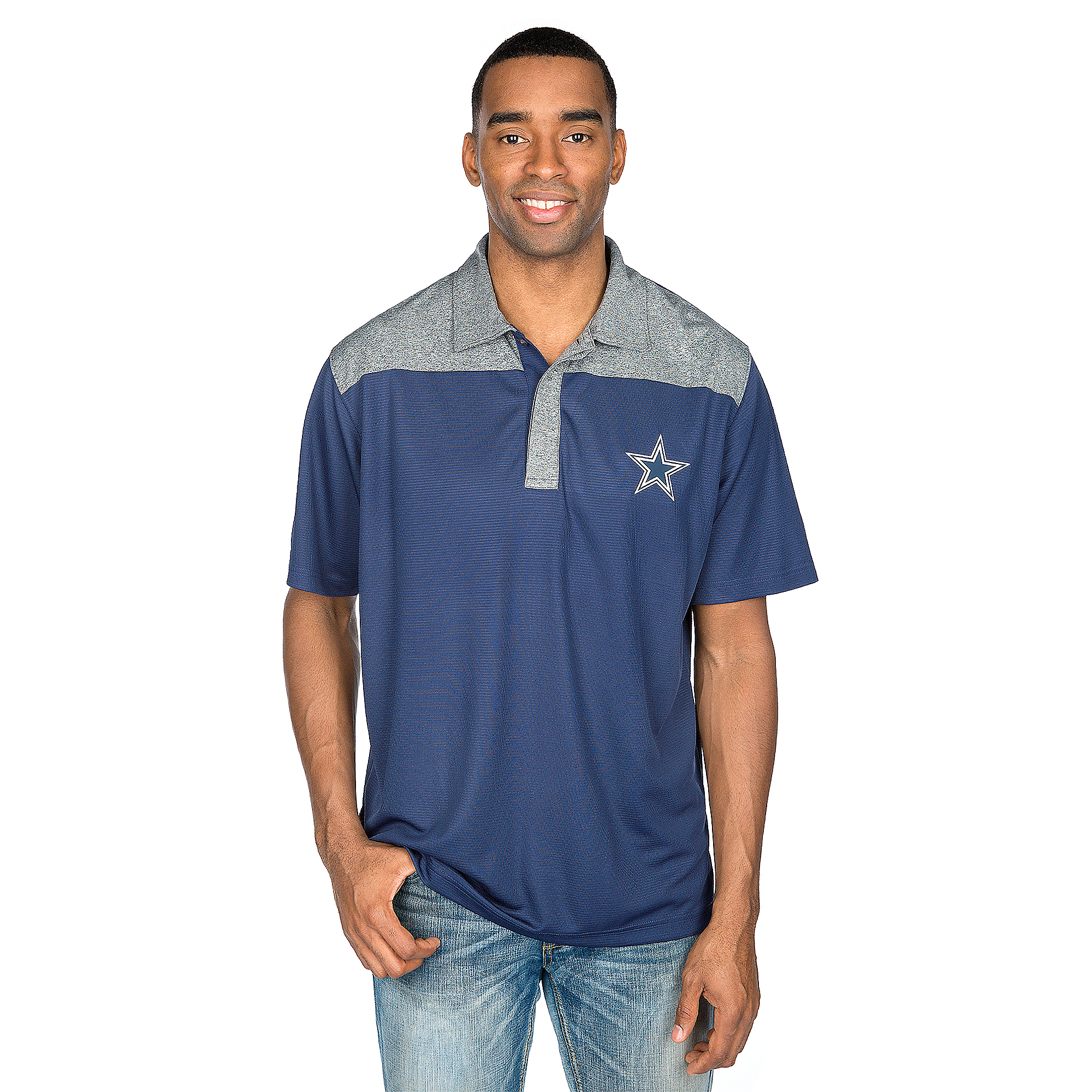 Dallas Cowboys Nike Gaspar Polo