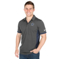 Dallas Cowboys Nike Evergreen Polo