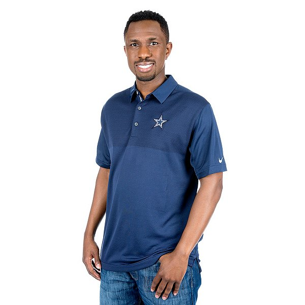 Dallas Cowboys Nike Dri-FIT Elite Polo