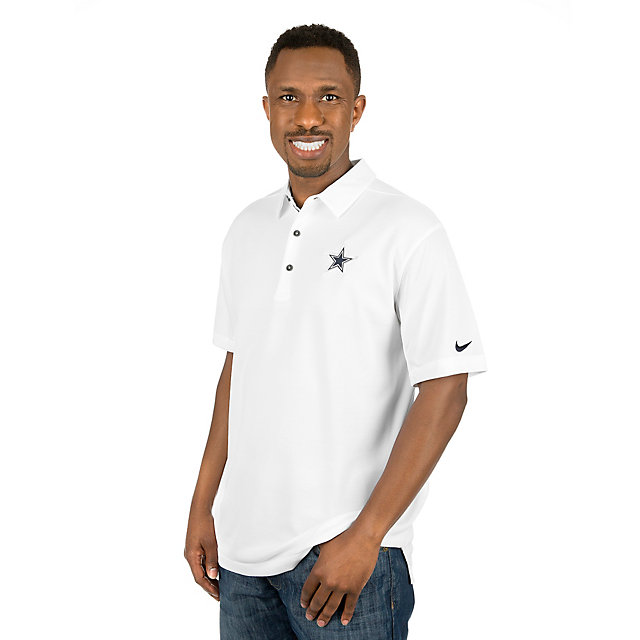 Dallas Cowboys Nike Dry Elite Polo
