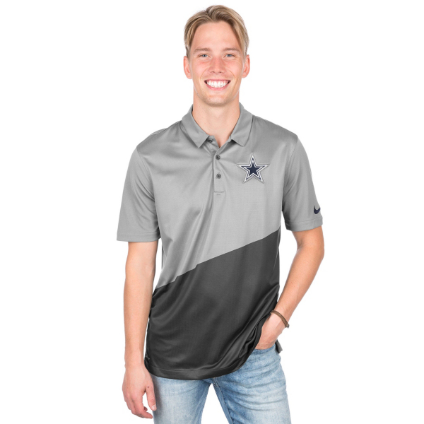 Dallas Cowboys Nike Stadium Polo