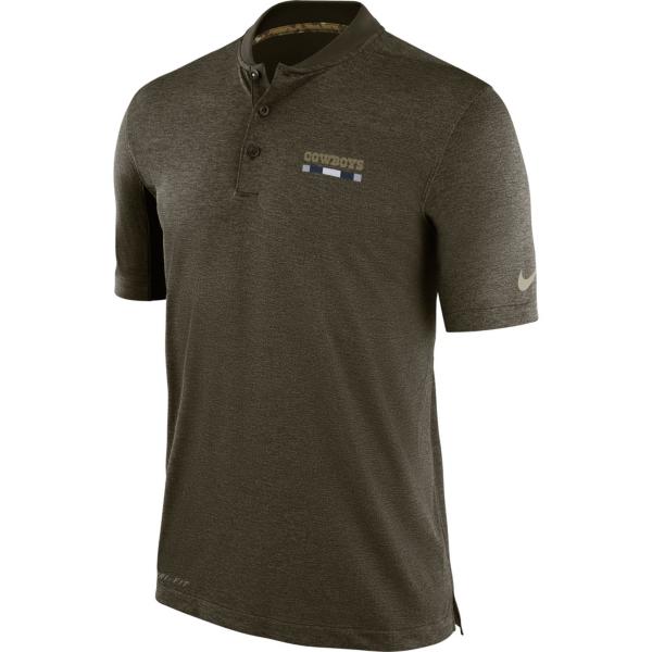 Dallas Cowboys Nike Salute to Service Polo
