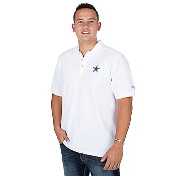 Dallas Cowboys Tommy Bahama Emfielder Polo