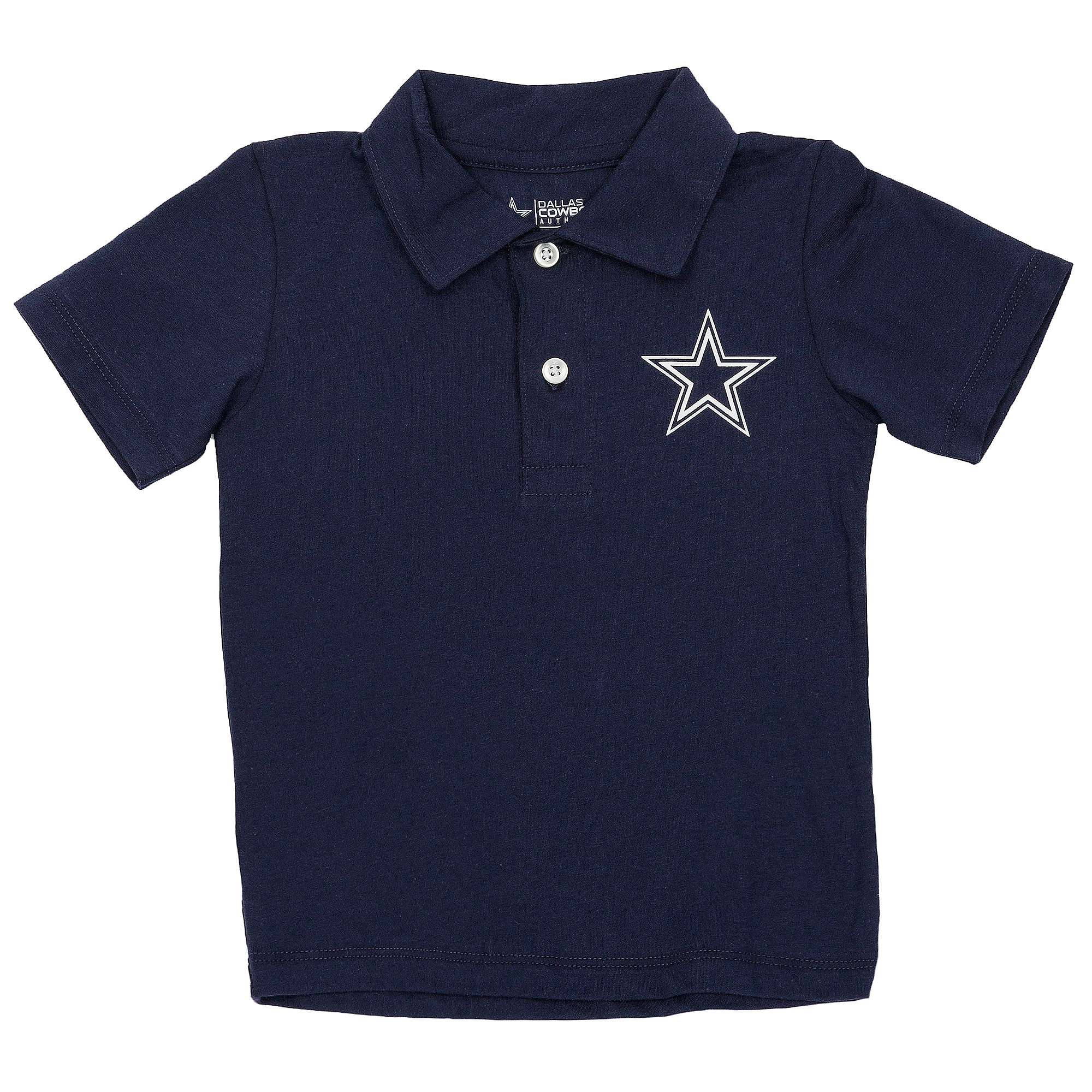 Dallas Cowboys Toddler Pablo Polo